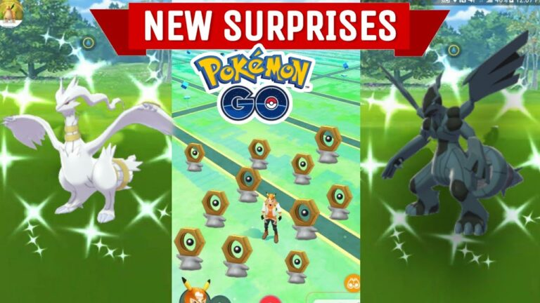 Meltan Event, Shiny Reshiram and Zekrom coming to Pokemon Go 2020? -Upcoming events