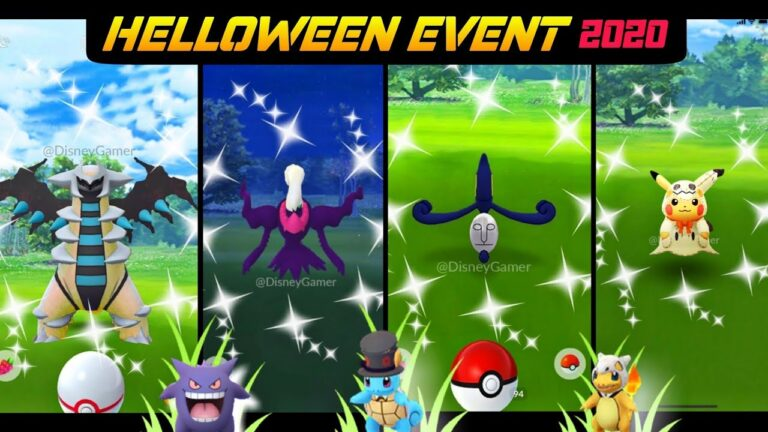 halloween event in pokemon go    2020 new event in pokemon go    new shiny in halloween event 2020.