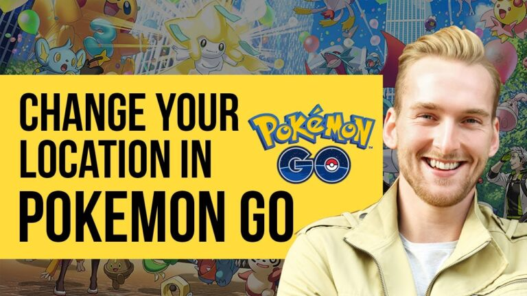 How to Change Your Location in Pokemon Go – A Detailed Guide for both Android and iOS users.