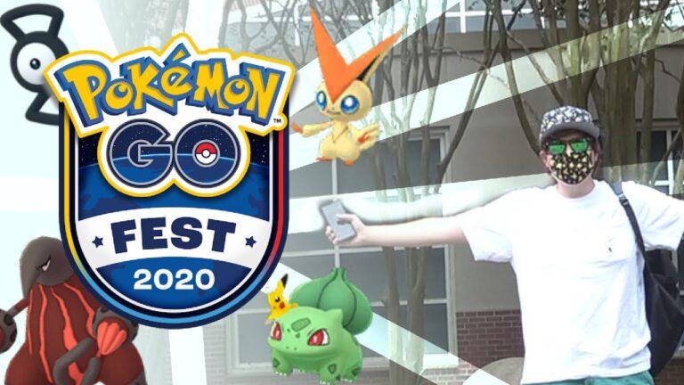 526 – My Pokemon GO Fest 2020 Experience!! (lots of shiny pokemon)
