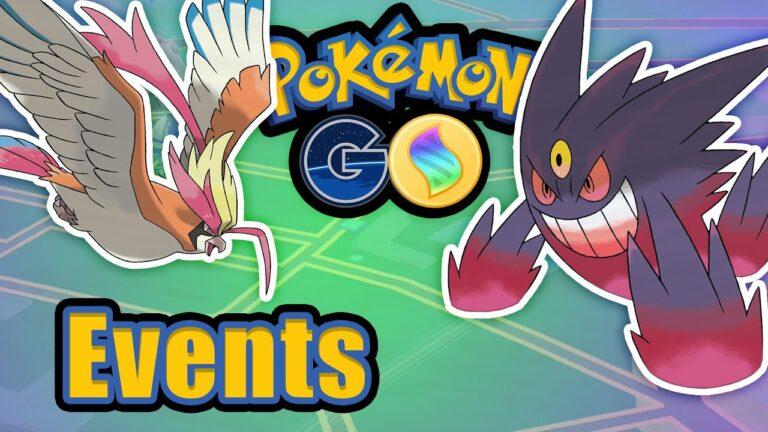 Drei neue Mega-Events! Das erste Event startet schon morgen   Pokémon GO Deutsch #1494