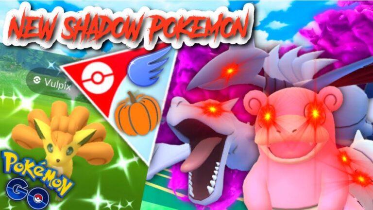 Pokemon GO News Flash + NEW Shadow Pokemon like Skarmory, Slowbro & Aerodactyl | Flying new Date