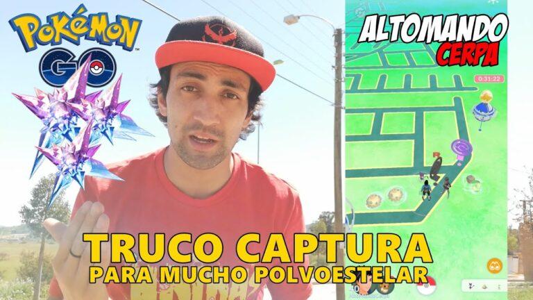 EL TRUCO DEFINITIVO DE CAPTURA PARA ESTE COMMUNITY DAY – POKÉMON GO