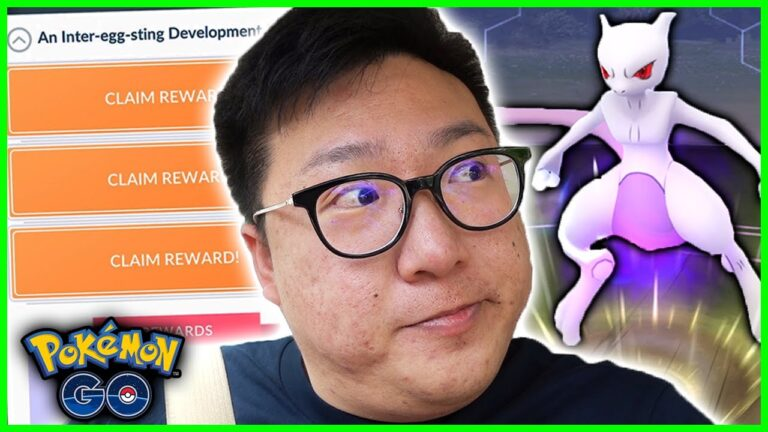 SHADOW MEWTWO SPECIAL RESEARCH COMPLETED, BUT I GOT SOMETHING REALLY UNEXPECTED…… – Pokemon GO