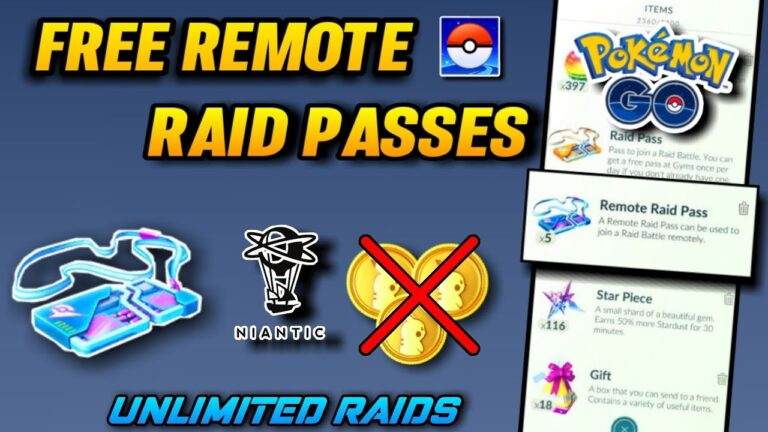 how to get free raid pass in pokemon go 2020 | get free remote raid pass | pokemon go.
