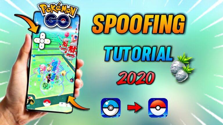 Pokemon go spoofer | how to add joystick in Pokemon go | Pokemon go android joystick 2020.