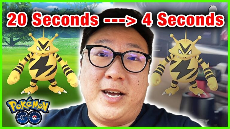 HOW TO CATCH POKEMON IN THE FASTEST WAY POSSIBLE IN POKEMON GO