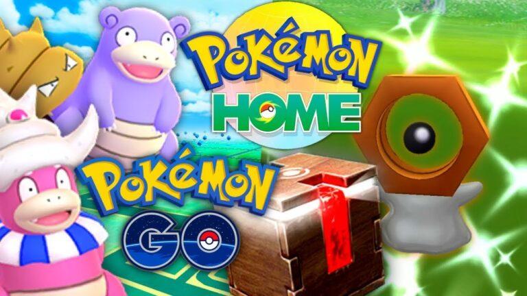 NEW SHINY! Shiny Slowbro + Shiny Meltan Event Pokemon GO   Free Mega Pidgeot Energy   Shiny Raids
