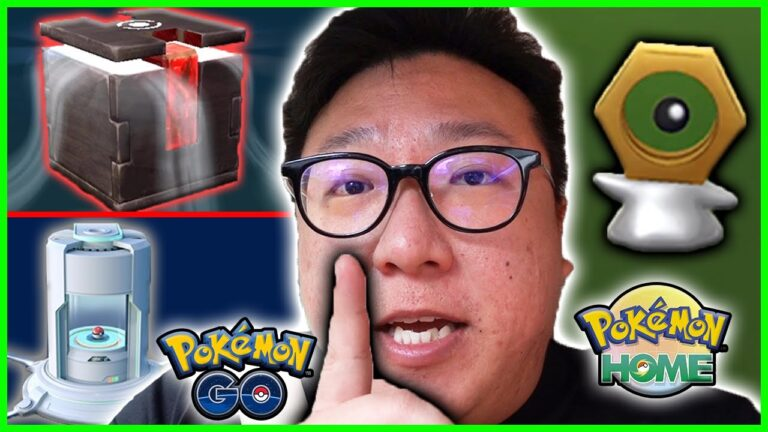 HOW TO GET MYSTERY BOX AND SHINY MELTAN WITH POKEMON HOME IN POKEMON GO