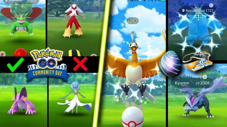 Next december community day in pokemon go 2020 | new legendary raids in pokemon go.