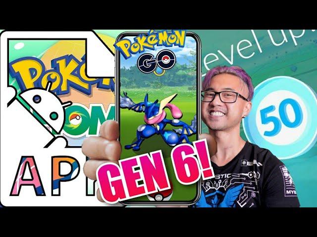 GEN 6 IS COMING! NEW LEVEL 50 CAP! Pokemon GO (2020)