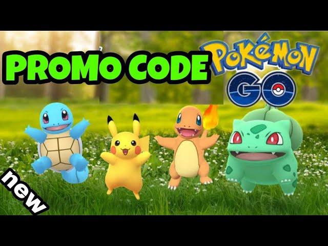 Pokemon Go Promo Codes 2020 | Promo Code for Pokemon Go 2020  November