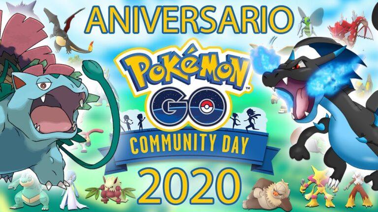 ¡¡¡GRACIAS A ESTO el COMMUNITY DAY ANIVERSARIO 2020 de Pokémon GO SERÁ MUCHO MEJOR!!! [Keibron]