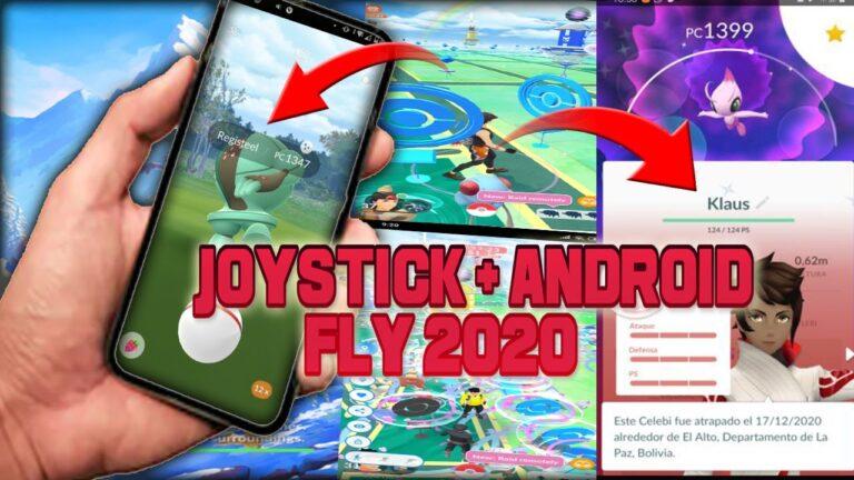 🥇 TUTORIAL Pokemon go hack  android joystick 2020✅Como ser fly en pokemon go 2020 android 10,9,8,7,6