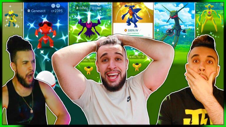 SHUNDO, 500 SHINIES, & HUGE ACHIEVEMENTS! (Pokemon GO 2020 Recap)