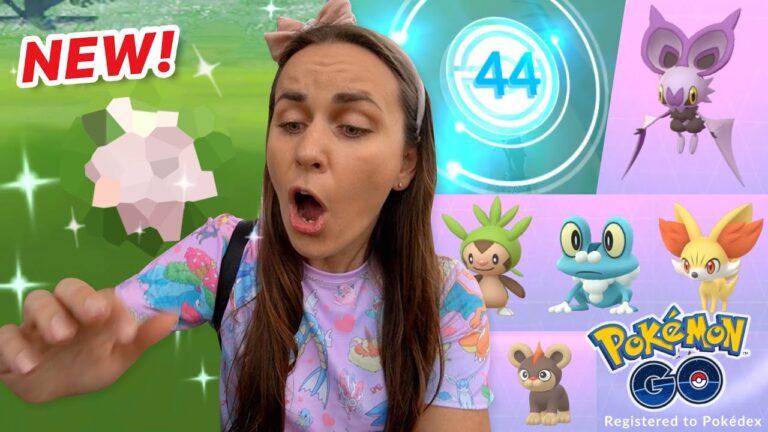 GEN 6 POKÉMON ARE HERE! Pokémon GO