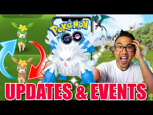 ALL UPDATES & EVENT YOU NEED TO KNOW (Pokemon GO 2020)