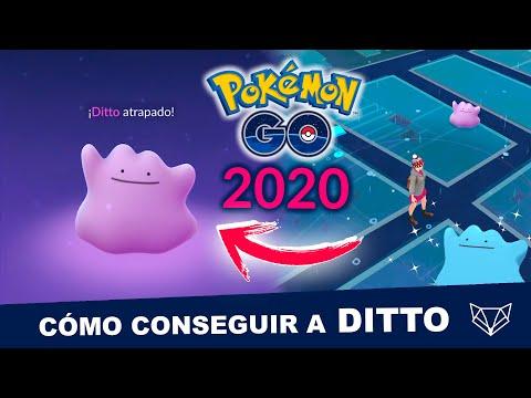 LOS 15 POKÉMON DONDE SE ESCONDE DITTO EN 2020 – Pokémon GO [Neludia]