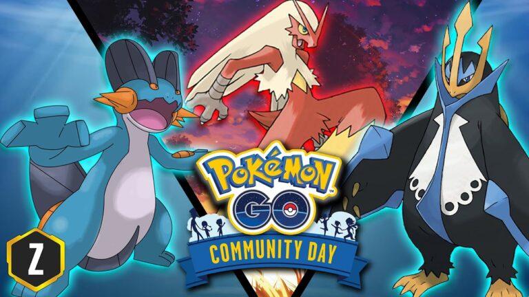 *BEST* Community Day Pokémon for GO Battle League in Pokémon GO!
