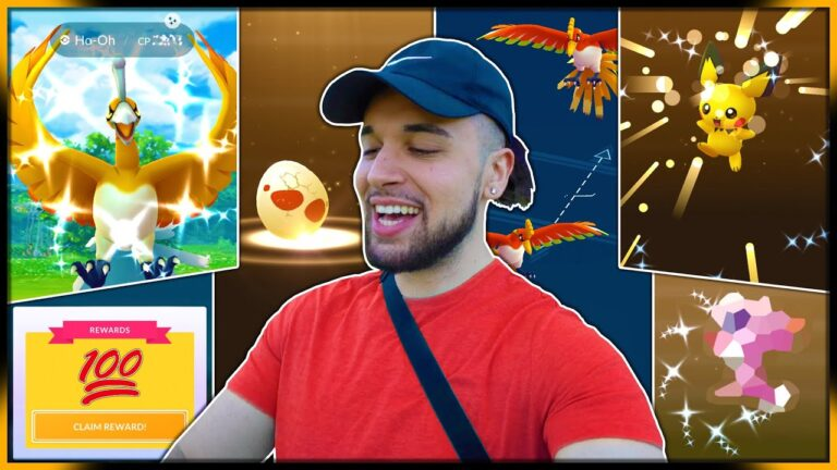 RIDICULOUS LUCK TO START THE YEAR! (Pokémon GO)