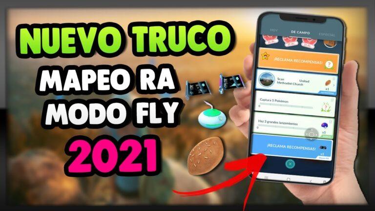 🔥 NUEVO TRUCO ✨ MISIONES RA MODO FLY 🚀 SIN RIEZGOS Y GANA MUCHAS RECOMPENSAS 💫 POKEMON GO 2021