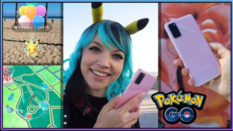 IS THIS THE BEST SMARTPHONE FOR POKÉMON GO!?!