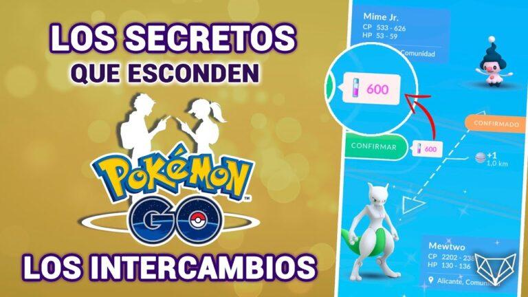 APROVECHA AL MÁXIMO LOS INTERCAMBIOS CON ESTOS TIPS – Pokemon Go [LioGames]