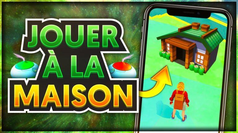 COMMENT JOUER À POKÉMON GO À LA MAISON SANS BOUGER NI TRICHER ! TUTO ASTUCE !
