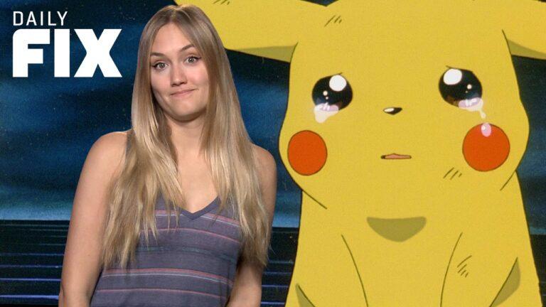 Pokemon Go News Causes Nintendo Shares to Drop – IGN Daily Fix