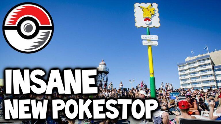 POKEMON GO NEWS: CITY WANTS POKEMON GO GONE, GETS EXTRA POKESTOP!!! POKEMON GO KIJKDUIN NEDERLAND