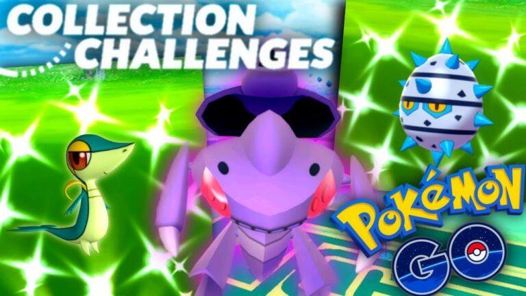 Pokemon GO News Update    Shiny Snivy    Burn Drive Genesect Raids    Be a Pokémon GO NPC & MORE!