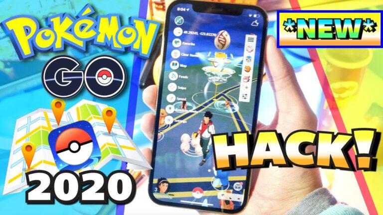 NEW Pokemon Go HACK iOS *2020* (JoyStick / Location Spoofing / Sniping) NO VERIFICATION / INJECTION