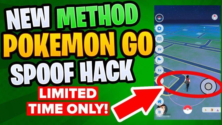 Pokemon Go Hack Android/iOS 🔥 Pokemon Go Spoofing Joystick GPS & Teleport 🔥 2020