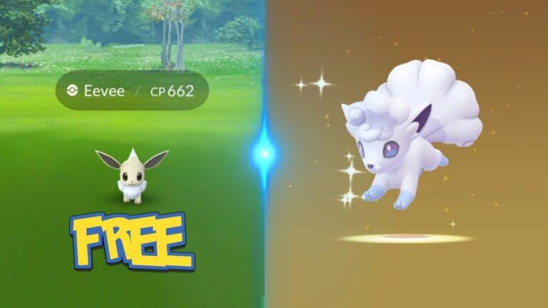 HOW TO GET A FREE SHINY EEVEE IN POKEMON GO! How to Find the Shiny Alolan Pokemon!