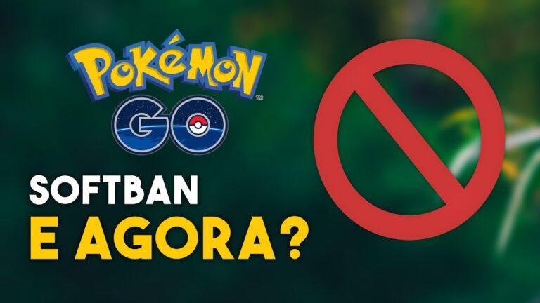 SOFTBAN: COMO REMOVER O BLOQUEIO DA SUA CONTA! | Pokémon GO