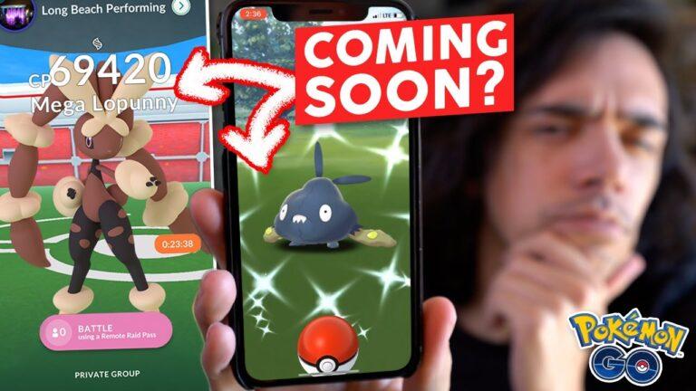 HERE'S WHAT'S NEXT IN POKÉMON GO! (Pokémon GO April Events Schedule)