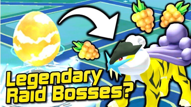New Gym Rework & LEGENDARY Raid Bosses? – Pokemon Go News