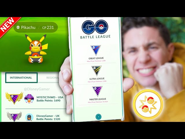 HOW * GO BATTLE LEAGUE * WORKS! The BIGGEST Update in Pokémon GO History IS UPON US!
