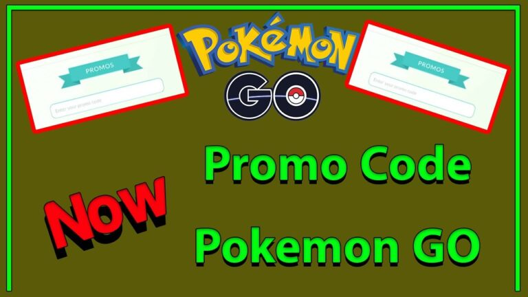 POKEMON GO 2020 New Promo Code