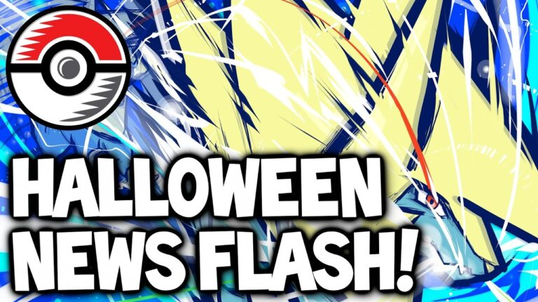 POKEMON GO NEWS FLASH! – HELLOWEEN UPDATE EDITION! Future Pokémon GO Update & Prepare for Halloween