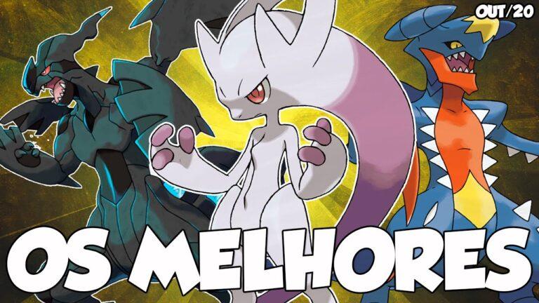 OS MELHORES POKÉMON DO JOGO POR TIPO (OUT/20)  – Pokémon Go | PokeDicas
