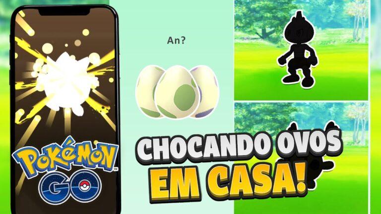 Como chocar ovos dentro de casa! Dicas e análise   Pokémon GO