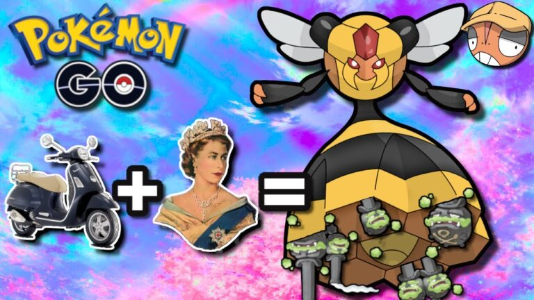 VESPIQUEN *STINGS* & GALARIAN WEEZING *TANKS*! [Pokemon GO Battle League]