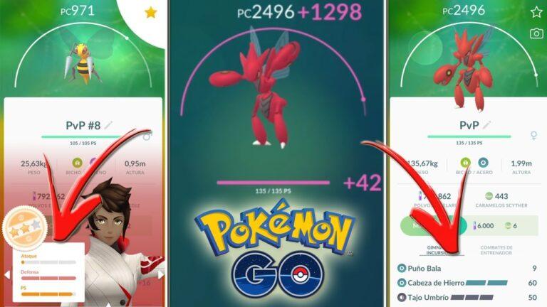 Cómo SABER el IV y los ATAQUES de cada Pokémon para GANAR en todas LIGA de PvP! Pokémon GO [Keibron]
