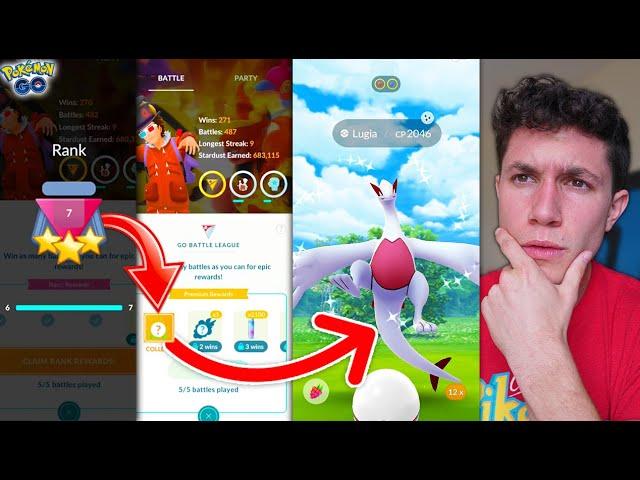 LUGIA WITHOUT RAIDING… IS IT EVEN POSSIBLE? (Pokémon GO)