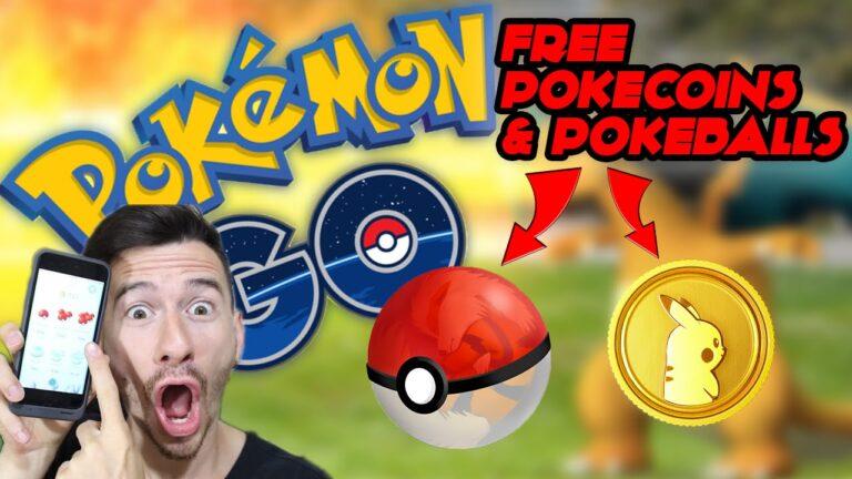 How To Get More Pokeballs & Free PokeCoins – Pokemon Go!