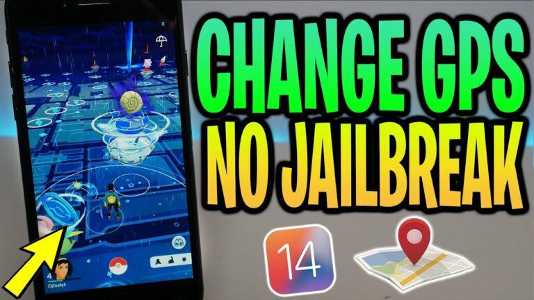 How to Change/Fake GPS Location on iPhone/iPad? Fake GPS Pokemon Go 2020