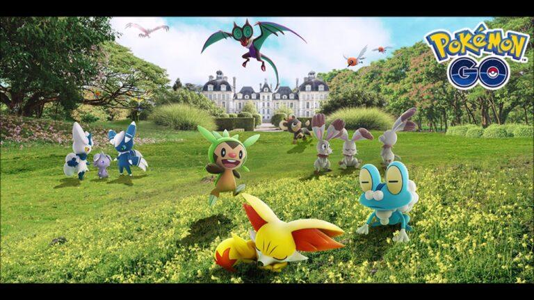 Walking – Kalos Event mix – Pokémon Go overworld music (perfect loop)