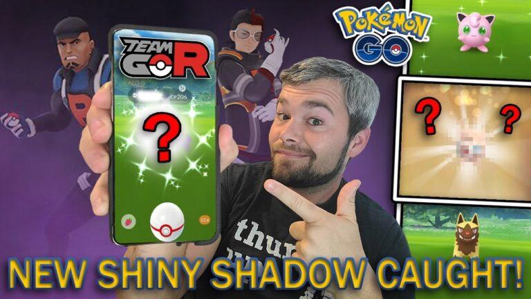 NEW SHINY SHADOW POKEMON CAUGHT AFTER 70+ LEADER BATTLES! (Pokemon GO)
