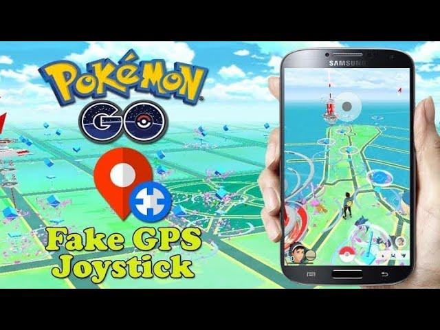 FAKE GPS POKEMON GO 2020 ANDROID/IOS